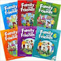 Image result for پاسخنامه کتاب کار family and friends 3