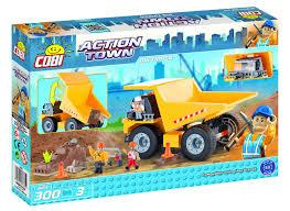 Купить <b>Cobi</b> Action Town '<b>Big Tipper</b>' Dump Truck 300 на eBay.com ...
