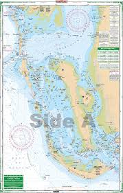 Pine Island Sound Depth Chart South Florida Nautical And Fishing Charts And Maps