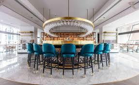 Vivi Design Vivi Restaurant Opens In Londons Centre Point Wallpaper