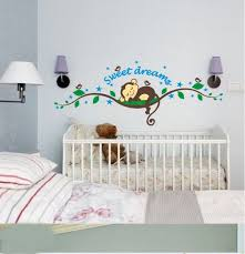 sweet dreams sleeping monkey nursery wall stickers amazon india perk up your walls in less than rs 200 pinterest wall sticker amazon and walls on nursery wall art stickers ebay with sweet dreams sleeping monkey nursery wall stickers amazon india