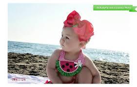 Watermelon Bikini (0-6) by Mud Pie