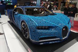The rallying cry for lego technic is build for real, which is both a consumer promise and a guiding star for internal model development. Life Size Lego Bugatti Chiron Is The Best Toy Ever Built Carbuzz