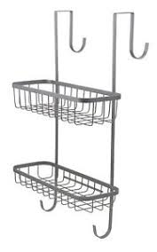 LDR 163 1241SN Over the Door Bathroom Shower Caddy Chrome Finish The | eBay