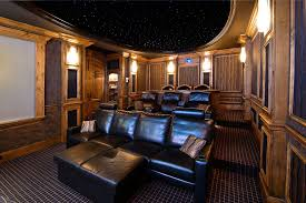 home theater step lighting. movie theater carpet home traditional with wood working step lighting