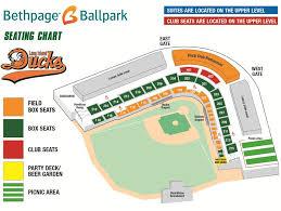 Live Nation 3d Seating Chart Long Island Ducks Baseball Affordable Family Fun On Long