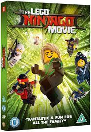 The LEGO Ninjago Movie | DVD | Free shipping over £20