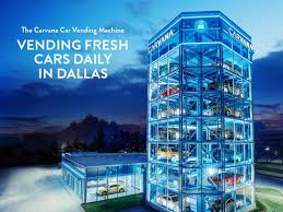 Carvana Vending Machine Atlanta Best Carvana Car Dealership In Dallas TX 48 Kelley Blue Book