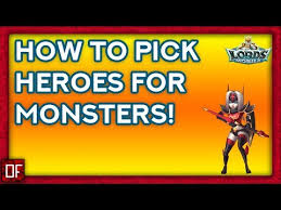 Lords Mobile Monster Hunt Hero Chart Download Mp3 Lords Mobile Monster Hunting Chart 2018 Free