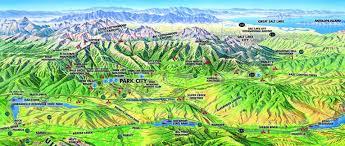 park city  deer valley real estate guide i find utah area maps