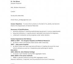 Lovely Mbbs Resume Format Contemporary Example Resume Ideas