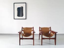 kilin lounge chairs by sergio rodrigues for oca 1973 set of 2 for at pamono