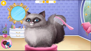 Cat Hair Style birthday party cat hair salon lets help birthday cats with 1026 by stevesalt.us