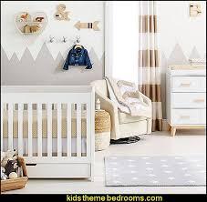 mid century modern baby furniture. Modern Baby Nursery - Kids Bedrooms Childrens Furniture Bedding Mid Century W