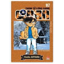 Truyện tranh - Thám tử lừng danh Conan - Tập 97