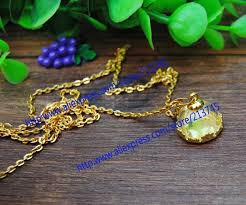 15mm half glass bubble gold pendant tray gold cap diy glass