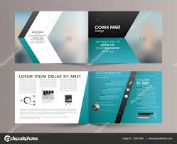 Ebrochure Template Creative Brochure Template Or Flyer Design Stock Photo