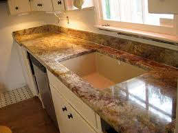 typhoon bordeaux rustic granite with 4 inch granite backsplashes