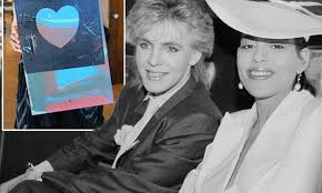 Ex-wife of Duran Duran's Nick Rhodes auctions off Andy Warhol wedding gift  | Daily Mail Online