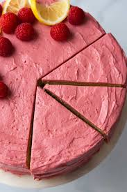 Lemon Raspberry Cake Recipe Baked By An Introvert