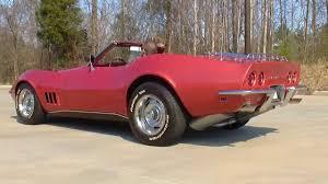 135098 / 1968 Chevrolet Corvette Stingray - YouTube