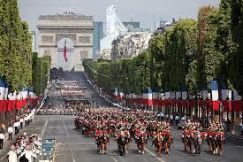 Bastille Day celebrations around the ...