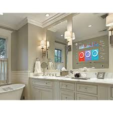 bathroom mirror with lighting. China Modern Bathroom Design Magic Mirror Sensor LED Light Box,Illuminated With Led Lighting