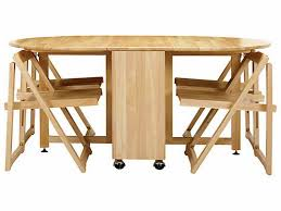 Foldable wooden dining table Living Room Full Size Of Living Room Fold Out Table With Chairs White Card Table And Chairs Folding Moneysmartkidsco Living Room Portable Folding Dining Table Fold Away Dining Table And