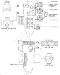 toyota 4runner wiring diagram toyota automotive wiring diagrams