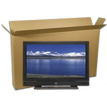 tv moving box. fits most 32\ tv moving box