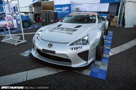 Otg S Next Level Lfa Spotted In Action Speedhunters