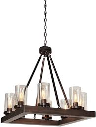 brilliant modern bronze chandelier artcraft ac10558bu jasper park contemporary bronze mini chandelier