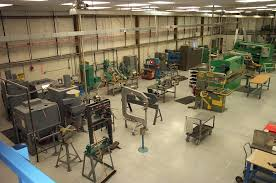 sheet metal shop additional overhead view of the sheet metal shop nasa free