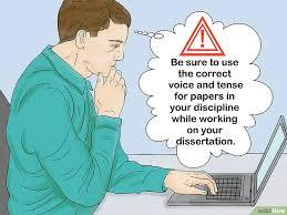 Как написать диссертацию Изображение с названием write a dissertation step 17