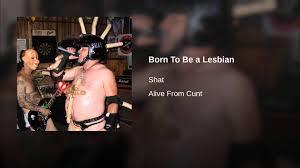 Lesbian getting shat on