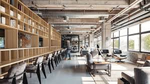 Office building design ideas amazing manufactory Industrial The Flahalo Office Manufactory Renovation In Shenzhen China Wasnt An Easy Project For Designer Jingze Li Of Narration To Undertake Thanks To The Pinterest Renovating For The Future At The Flahalo Office Manufactory By