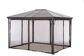 Full Size of Outdoor:fascinating Screened Gazebo Tent Q Outdoor Good  Looking Screened Gazebo Tent ...