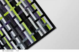 stylish lime green and black rug roselawnlutheran