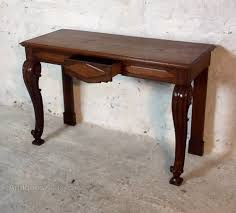 Victorian Oak Console Table Antiques Atlas