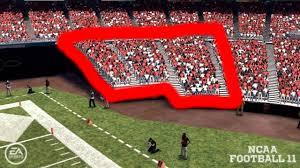 Qualcomm Stadium San Diego State Aztecs Seating Chart The Gaming Tailgate