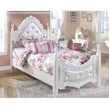 Girls Beds Shop For Here Wayfair Exquisite Four Poster Bed loversiq