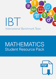 ibt student resource pack mathematics level 3 test preparation learning areas acer
