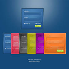 Login Page Templates 20 Useful Login Page Template Free Psd Files Coding Repo