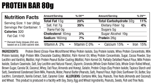 with recipe protein protein bar â supplements protein information check nutritional protein facts nutrition