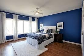 Creative Bedroom Blue Walls On Regarding Decorating Ideas SMITH Design 17