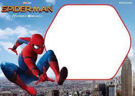 Spiderman Birthday Invitation Templates Free Editable Free Birthday Invitation Templates Templates