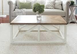 farmhouse coffee table image of best farmhouse coffee table diy farmhouse coffee table ana white