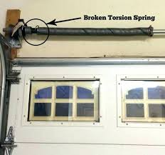 cost to repair garage door spring cost to replace garage door how much does it cost