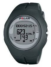 fitness heart rate monitors polar f6 mens heart rate monitor watch black coal