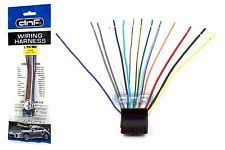 pioneer car audio and video wire harness pioneer wiring harness deh 2000mp deh 2100ib deh 2700 ships today
